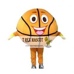 Adult Basketball Mascot Costume