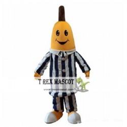 Adult Banana Pyjamas Mascot Costume