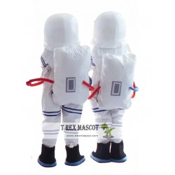 Adult Astronaut Mascot Costume For Kids