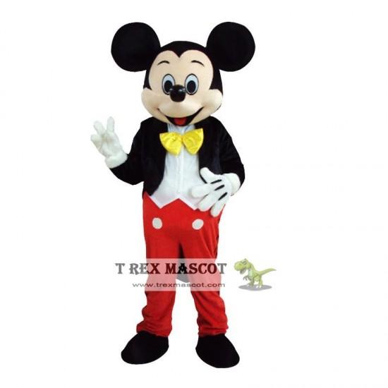 Disney Mickey Mouse Mascot Costume