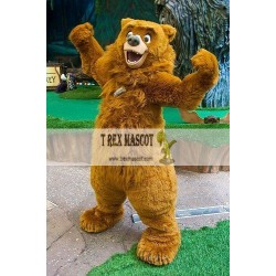 Bear Fursuit Animal Mascot Costumes for Adults