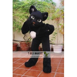 Cat Fursuit Animal Mascot Costumes for Adults