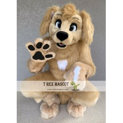 Dog Realistic Fursuit Animal Mascot Costumes for Adults