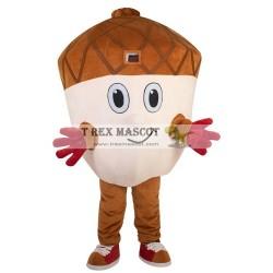 Acorn Hazelnut Filbert Mascot Costumes